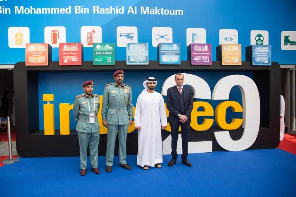 Россия на выставке INTERSEC 2018 в Дубае
