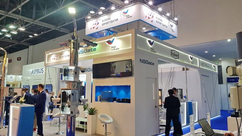 Российская экспозиция на выставке INTERSEC 2019 в Дубае открыта