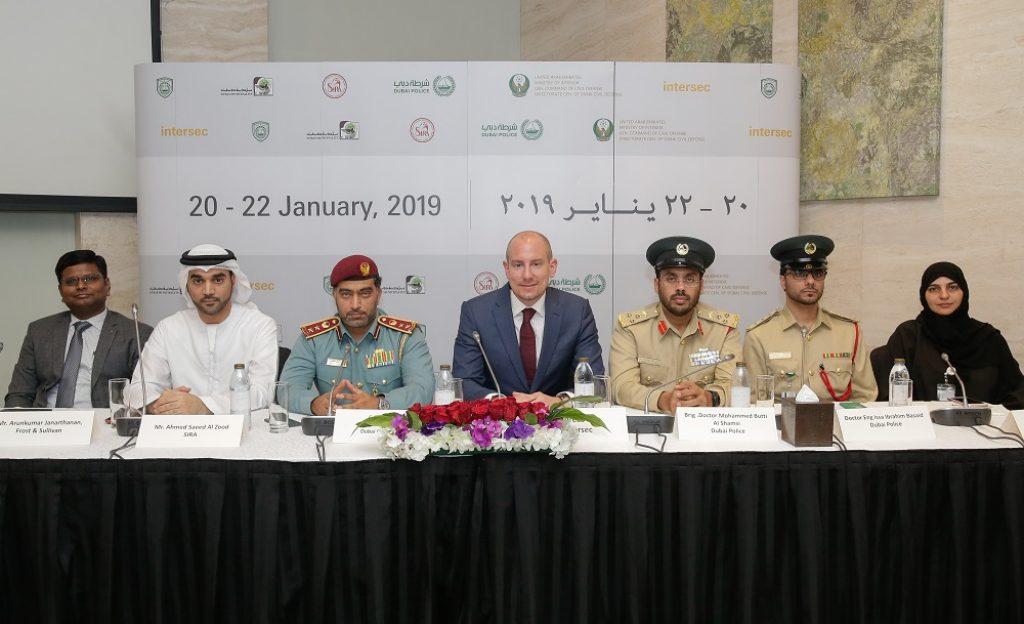 Все готово для проведения Intersec 2019 в Дубае