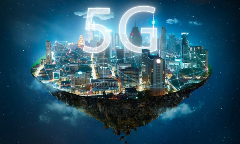 Как 5G делает города умнее и безопаснее