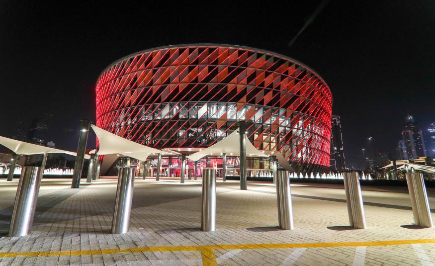 Дубай повышает безопасность перед Expo 2020
